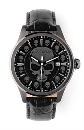 Montegrappa Fortuna Skull Watch
