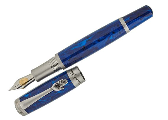 Montegrappa Limited Edition Gavio Khalil Gibran Fountain Pen