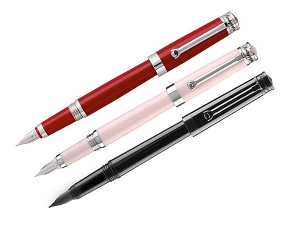 Montegrappa Parola Fountain Pen - Colors