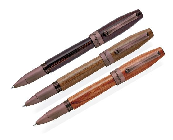 Montegrappa Fortuna Heartwood Rollerball