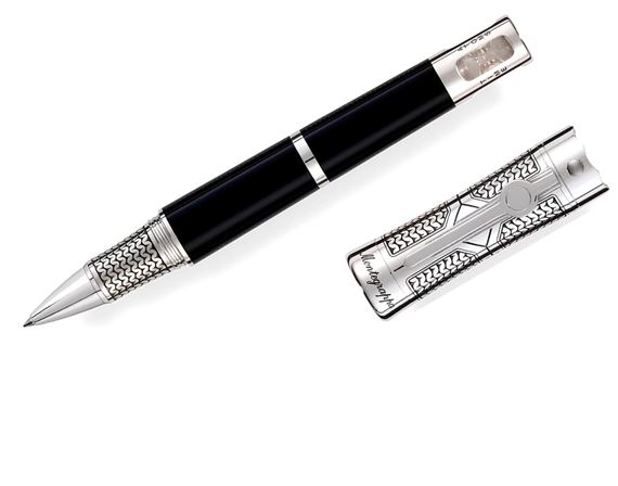 Montegrappa Limited Edition Time and Brain Rollerball