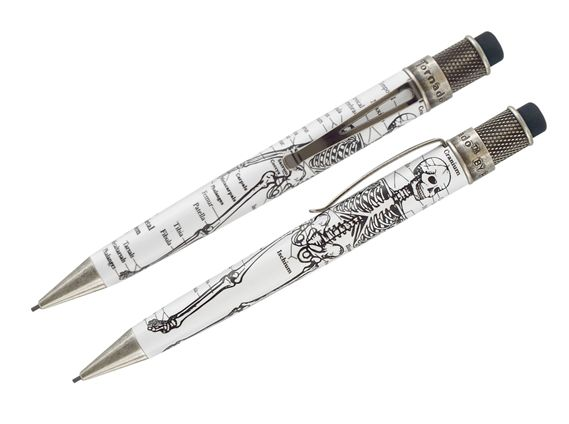 Retro 51 Vintage Tornado Deluxe Dr. Gray 1.15mm Pencil