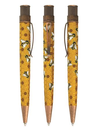 Retro 51 BUZZ Bee Rescue Ballpen/Rollerball