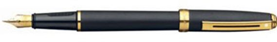 Sheaffer Prelude Black Fountain Pen