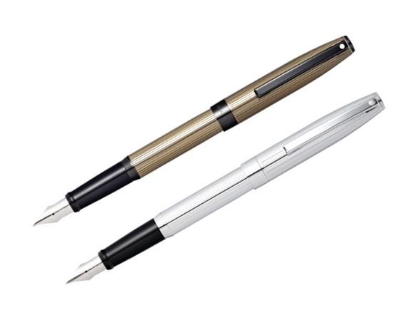 Sheaffer Sagaris Metal Fountain Pen