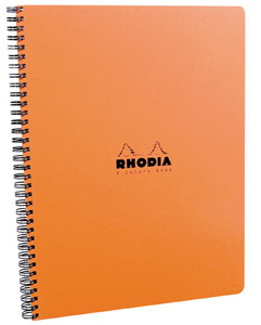 Rhodia 4 Color Notebook 9 X 11 3/4