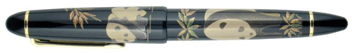 Sailor Limited Edition Giant Panda Maki-e Fountain Pen