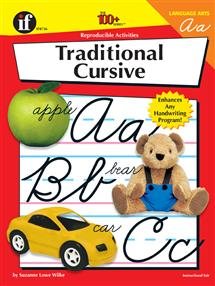 The 100+ Series Cursive Writing Workbook