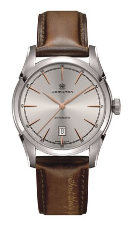 Hamilton Mens Spirit of Liberty Automatic Watch