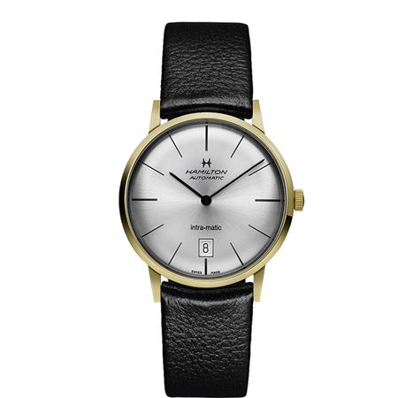 Hamilton Mens Intra-Matic Automatic Watch