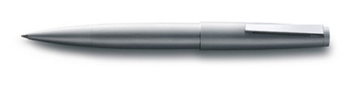 Lamy 2000 Brushed Stainless Steel Rollerball Pen