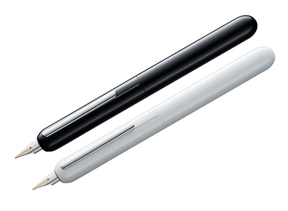 Lamy Dialog 3 Piano Retractable Fountain Pen