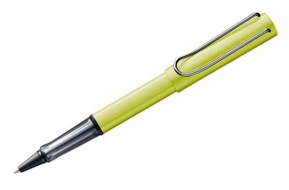 Lamy Al-Star Special Edition Charged Green Rollerball