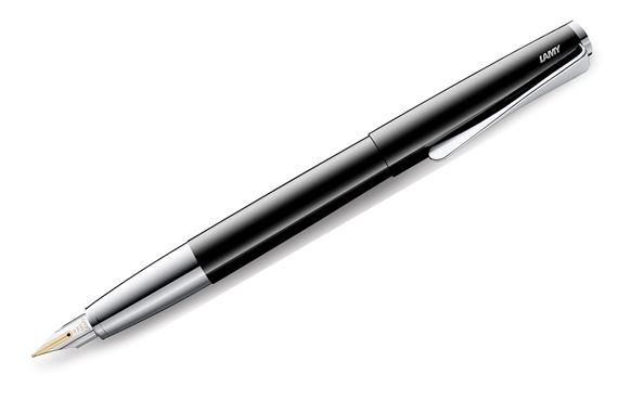 Lamy Studio Pianoblack Lacquer Fountain Pen