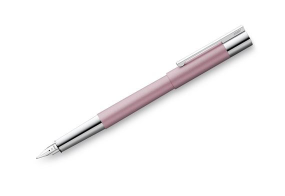 Lamy Scala Rose Fountain Pen