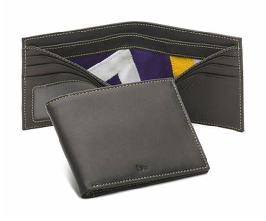 Tokens and Icons Collegiate Uniform Wallet