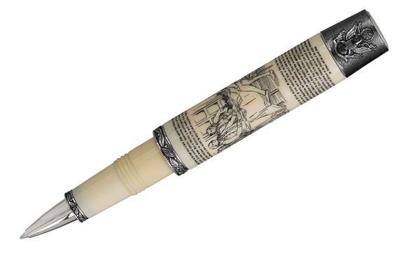 Visconti Declaration of Independence Rollerball Pen