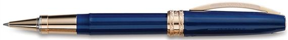 Visconti Michelangelo True Blue Rollerball Pen
