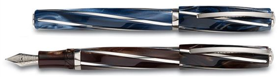 Visconti Divina Elegance Medium Fountain Pen