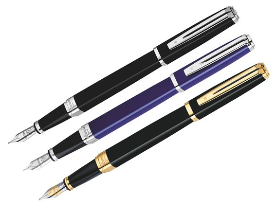 Waterman Exception Slim Fountain Pen