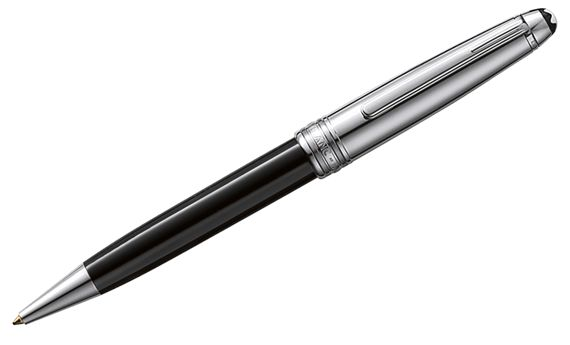 Montblanc Doue Stainless Steel Classique .7mm Pencil