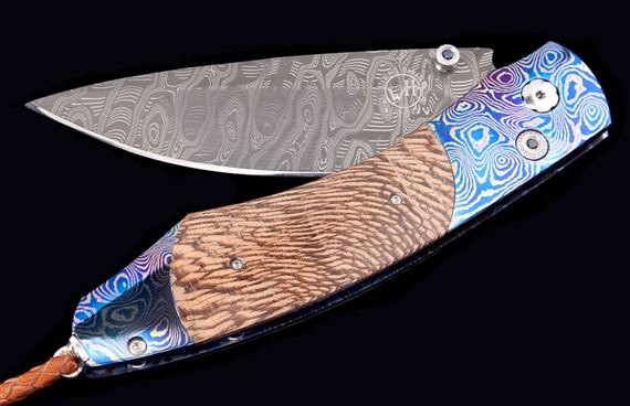 William Henry Spearpoint Sycamore Blade