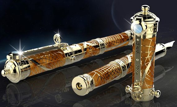 Dupont Limited Edition Shoot The Moon Prestige Rollerball Pen