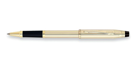 Cross Century II 10K Gold Filled/Rolled Gold Rollerball Pen