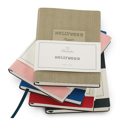 Pineider Hollywood Notebook 6x8 Lined