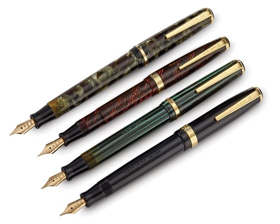Fahrney's Exclusive Cervinia Limited Edition Fountain Pen