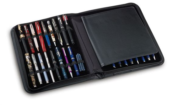 Monteverde 36 Slot Zipper Pen Case