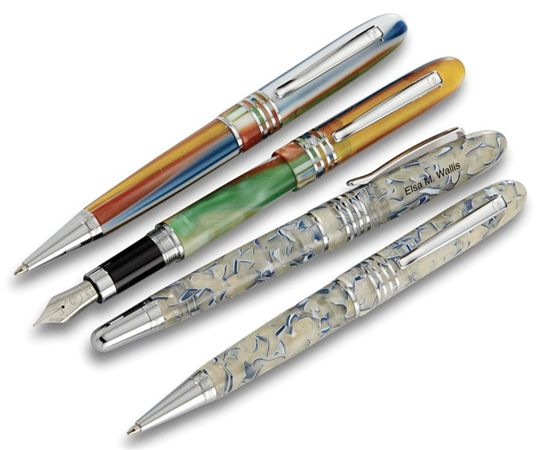 Monteverde Mountains Of The World Fountain Pen