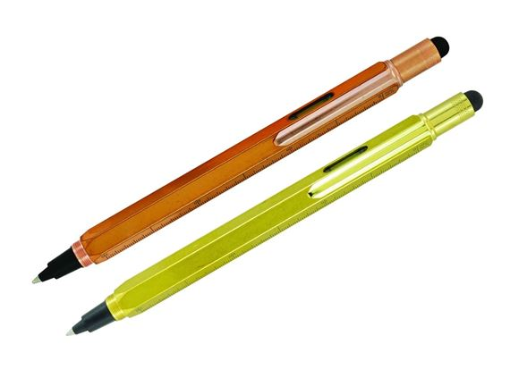 Monteverde One Touch Stylus Metal Tool Inkball