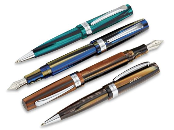 Monteverde Giant Sequoia Fountain Pen