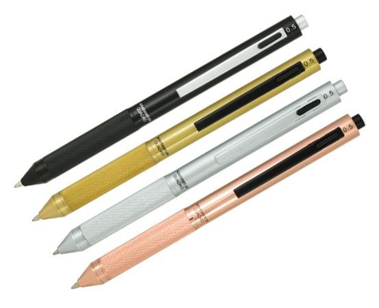 Monteverde Quadro 4-in-1 Multi-function Pen