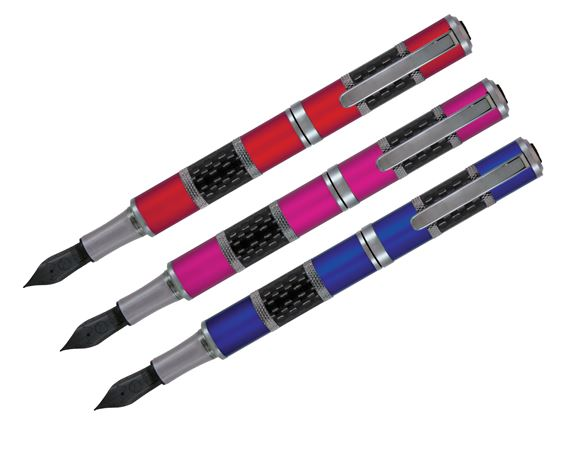 Monteverde Metallic Regatta Sport Fountain Pen