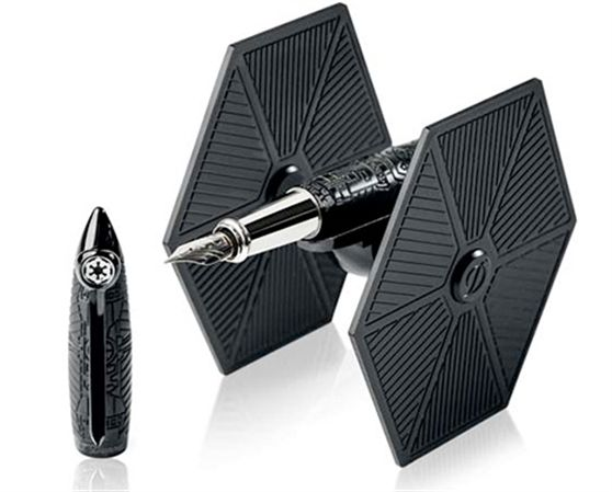 Dupont Limited Edition Star Wars Streamline R Fountain Pen