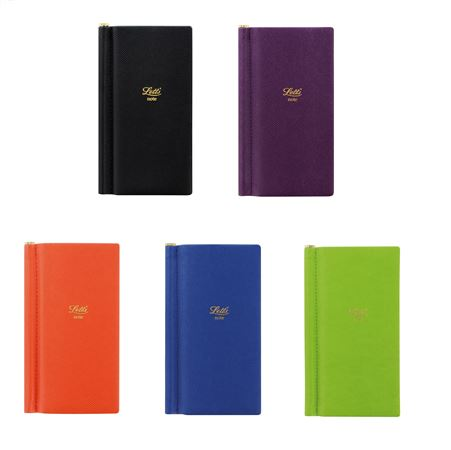 Lettsnote Legacy Slim Pocket Notebook w/Ballpoint Pen