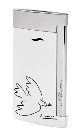 Dupont Limited Edition Picasso Dove Slim 7 Lighter