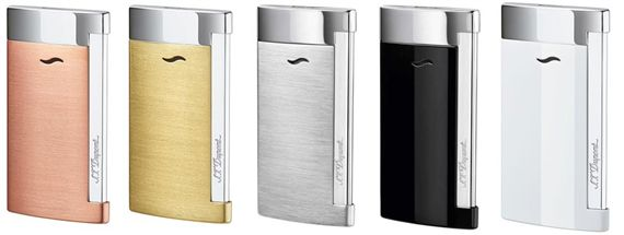 Dupont Slim 7 Range Lighter