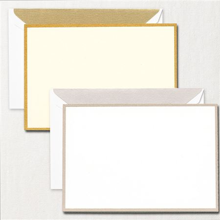 Crane Write Now Gold/Platinum Card Set