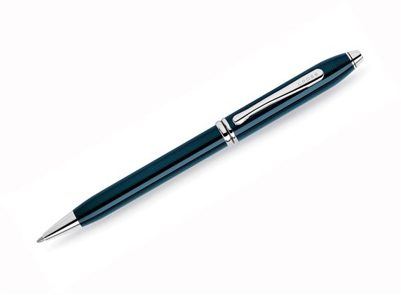 Cross Townsend Jewel-Tone Ballpoint Pen