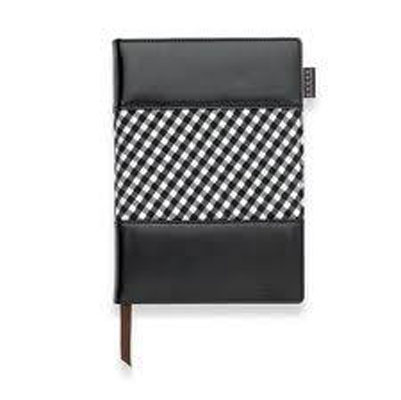 Cross Medium Gingham Journal - Blue