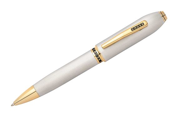 Cross Peerless 125 Platinum Ballpoint Pen