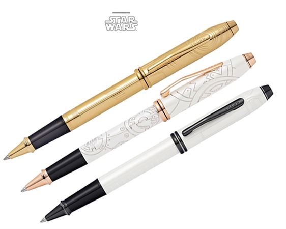 Cross Limited Edition Townsend Star Wars Rollerball Pen