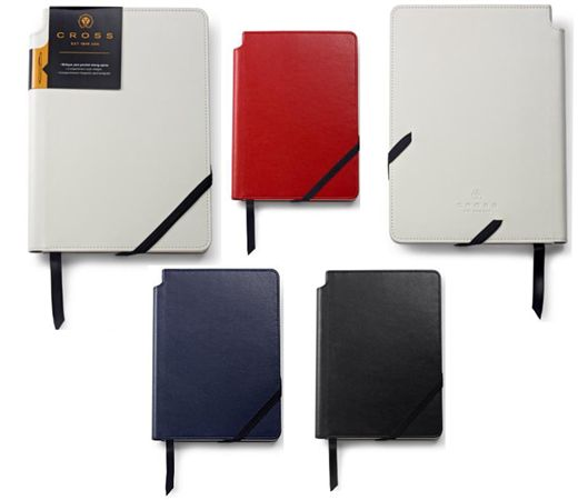 Cross Small Lined Journals
