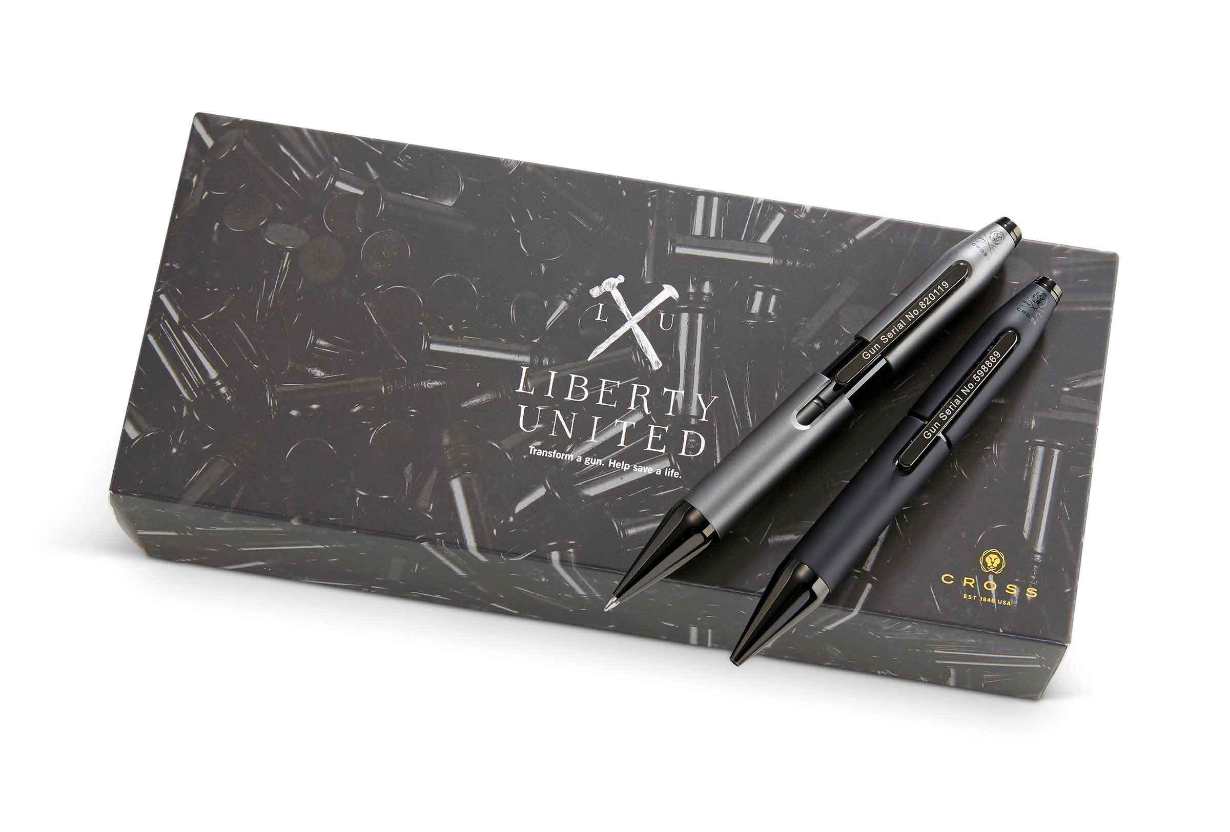Cross X Liberty United Collector's Edition Capless Rollerball
