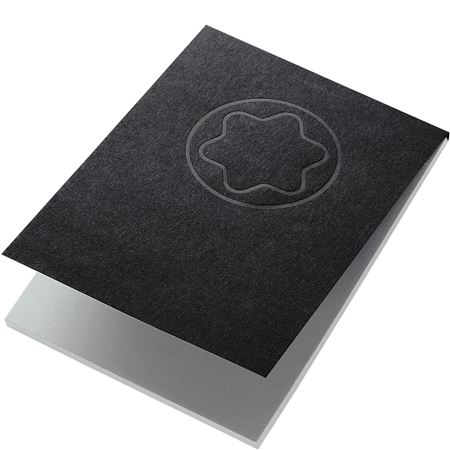 Montblanc Notepad Refill 2/PK   (4 X 2.9)