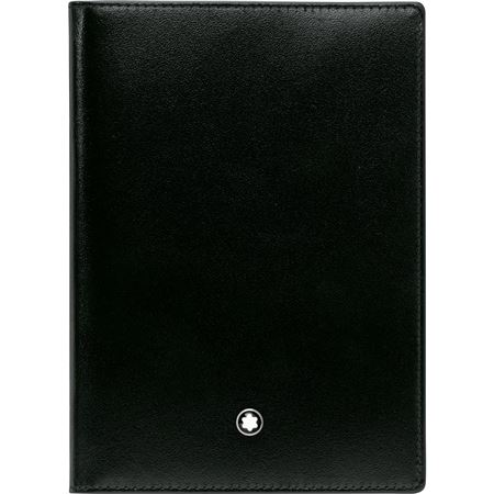 Montblanc Meisterstuck International Leather Passport Holder
