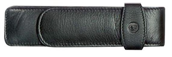 Pelikan Leather Pouch Pen Case 2 Slot